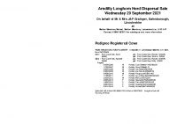 Arndilly Grainger Longhorn Sale (1)