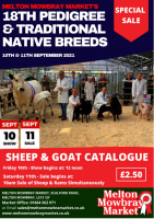 FINAL SHEEP AND GOATS RAREBREEDS CATALOGUE 2021