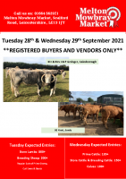 STORE CATALOGUE TUESDAY 28TH & WEDNESDAY 29TH SEPTEMBER .2021